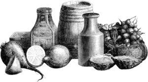 Conserves-lithographie-Ronjat-1874-les-causeries-culinaires-recettes-ancetres-boutique-cours-cuisine-histoire