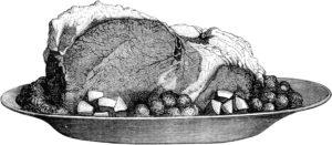 Gigot-lithographie-Ronjat-1874-les-causeries-culinaires-recettes-ancetres-boutique-cours-cuisine-histoire