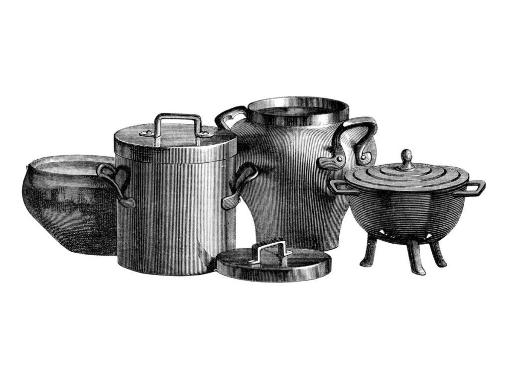 Marmitte-cuivre-lithographie-Ronjat-1874-les-causeries-culinaires-recettes-ancetres-boutique-cours-cuisine-histoire