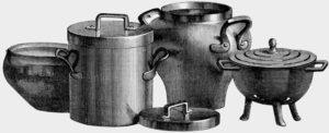 Marmite-cuivre-lithographie-Ronjat-1874-les-causeries-culinaires-recettes-ancetres-boutique-cours-cuisine-histoire